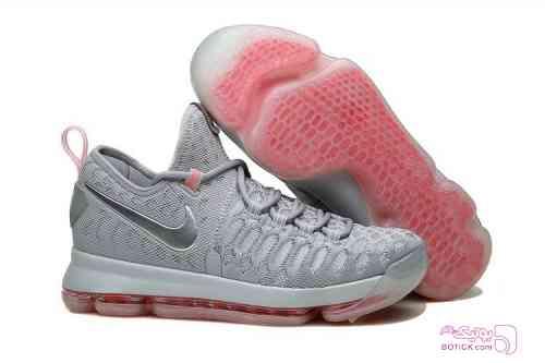 كفش كتوني نايك Nike Zoom KD سفید كتانی مردانه