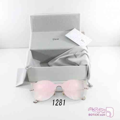 Dior صورتی عینک آفتابی