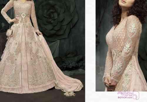 Zoya 23001 کرم لباس شب