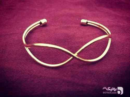 دستبند النگویی شوپینگ زرد دستبند و پابند