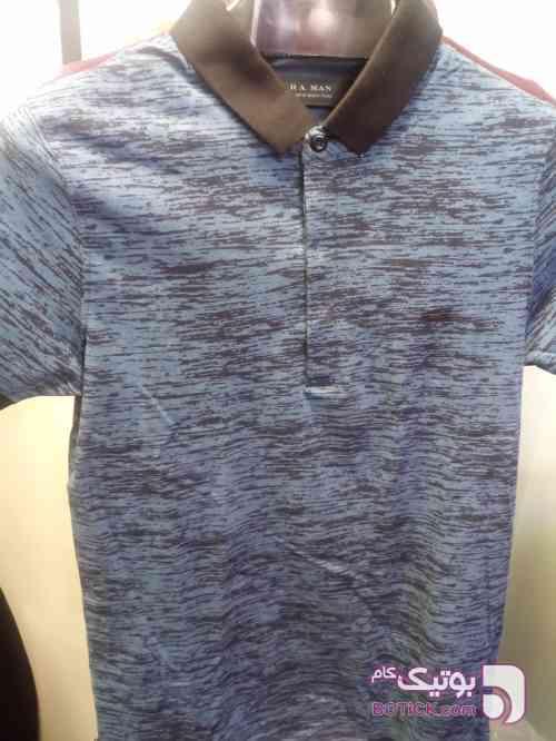 تیشرت زارا من سبز تی شرت مردانه