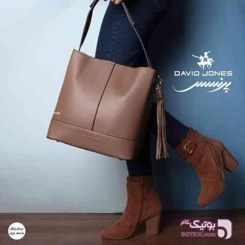 کیف زنانه قهوه ای كيف زنانه
