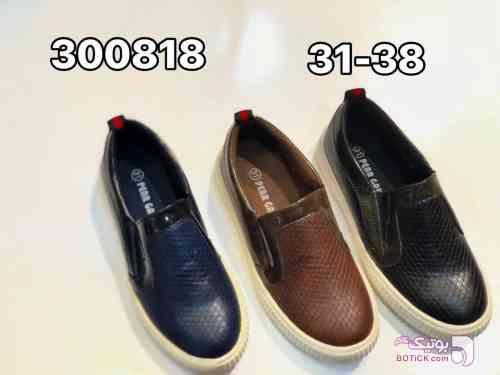کفش پسرانه مشکی لباس کودک پسرانه
