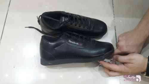 کفش طرح reebok مشکی كفش مردانه