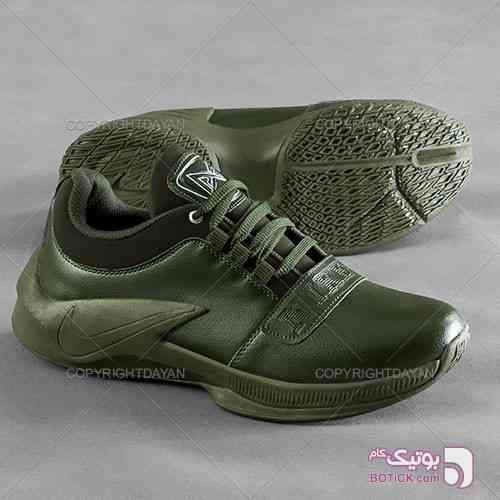 کتانی مردانه Nike مدل Hamburg(سبز)  سبز كتانی مردانه