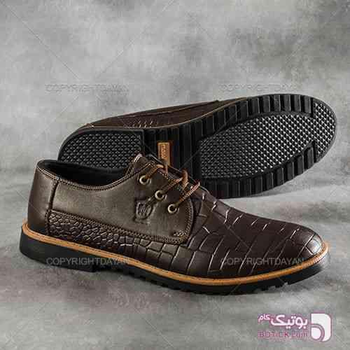 کفش مردانه Massimo Dutti مدل Portorico مشکی كفش مردانه