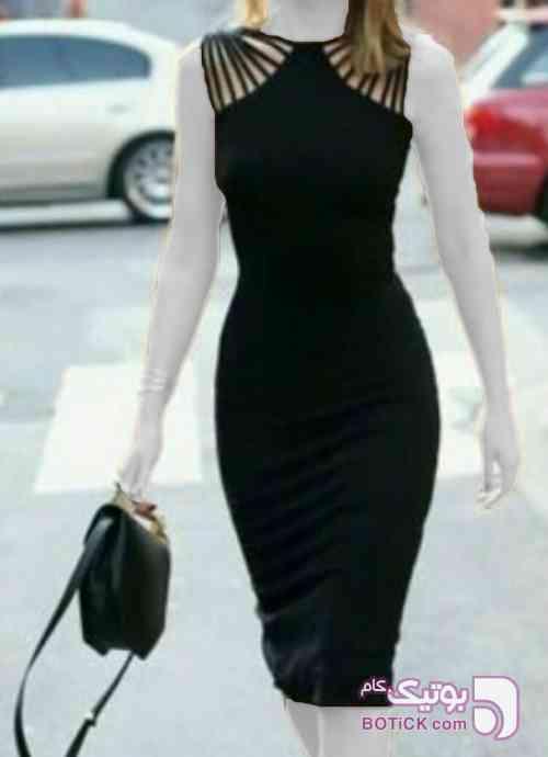 لباس شب مجلسی مشکی لباس شب