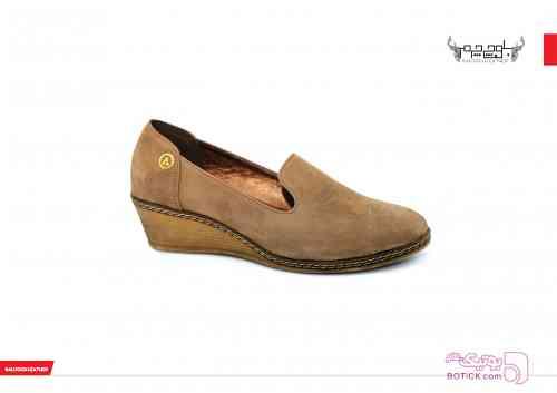 کفش زنانه طلایی كفش زنانه