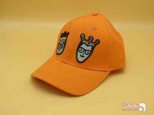 کلاه کپ آبی کلاه