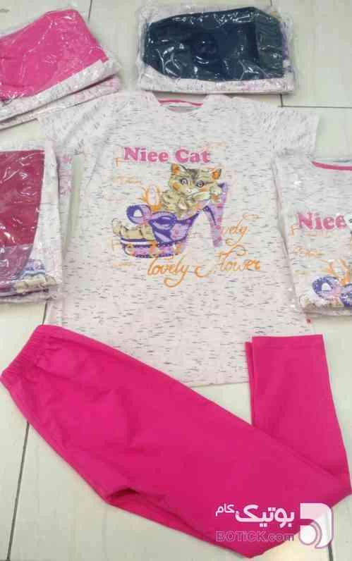 بلوز ساپورت دخترانه نگیندار زرشکی لباس کودک دخترانه