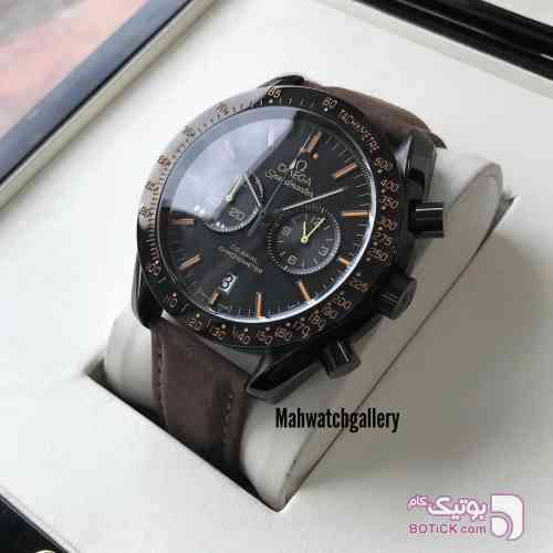 OMEGA SPEEDMASTER (HIGH COPY)  مشکی ساعت