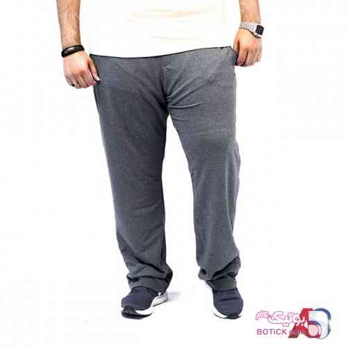 شلوار ورزشی سایز بزرگ کد محصول sbl501 طوسی سایز بزرگ مردانه