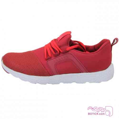 کفش راحتی زنانه هانیکو مدل 453 قرمز كتانی زنانه