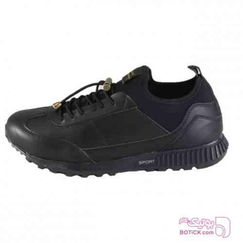 کفش راحتی زنانه اف.ار.دی مدل 637 مشکی كتانی مردانه