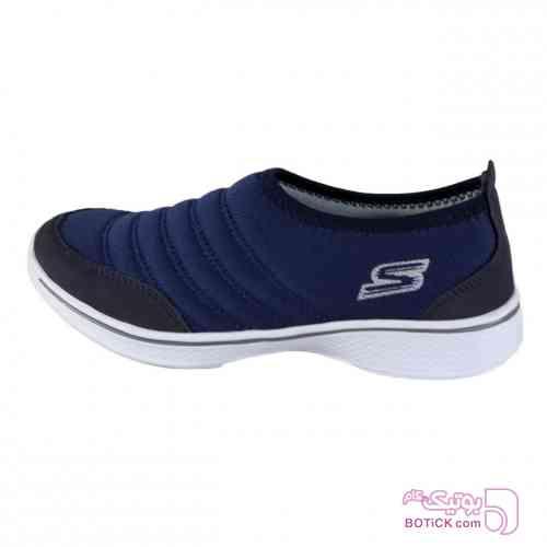 کفش راحتی زنانه نسیم مدل 759 سورمه ای كفش زنانه