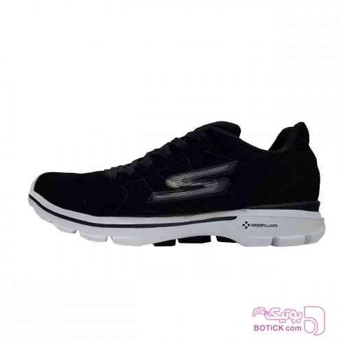 کفش مخصوص پیاده روی زنانه مدل Skech-54050-M مشکی كتانی زنانه