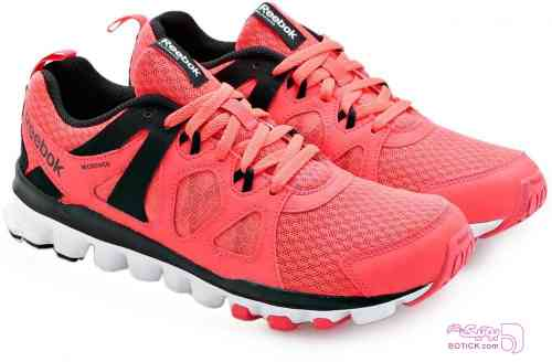 کفش اورحینال برند انگلیسی ریباک قرمز کفش ورزشی