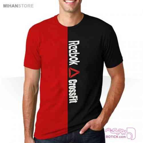 تی شرت مردانه Reebok طرح CrossFit مشکی تی شرت مردانه
