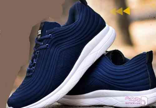 کفش NIKE مدل vM سورمه ای كفش مردانه