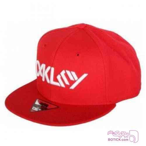 کلاه افتاب گیر oakley قرمز کلاه