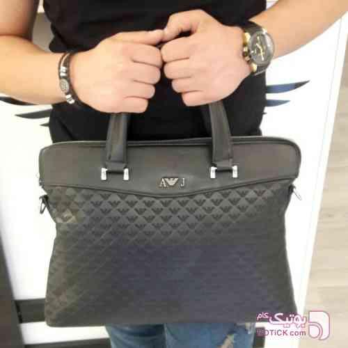 کیف مشکی كيف مردانه