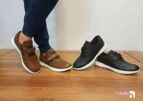 کفش مشکی كفش مردانه