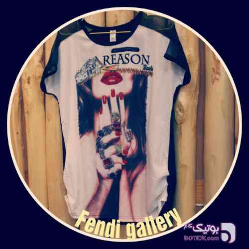 تیشرت چاپی دخترانه مشکی تی شرت زنانه