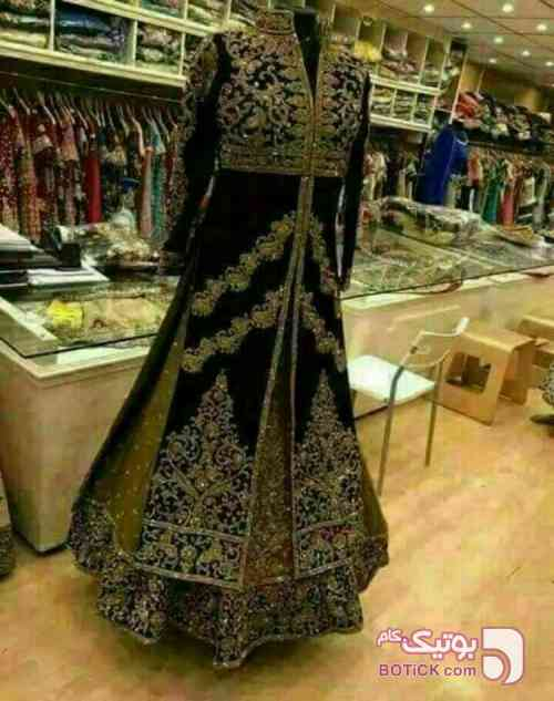 لباس هندی  مشکی لباس سنتی