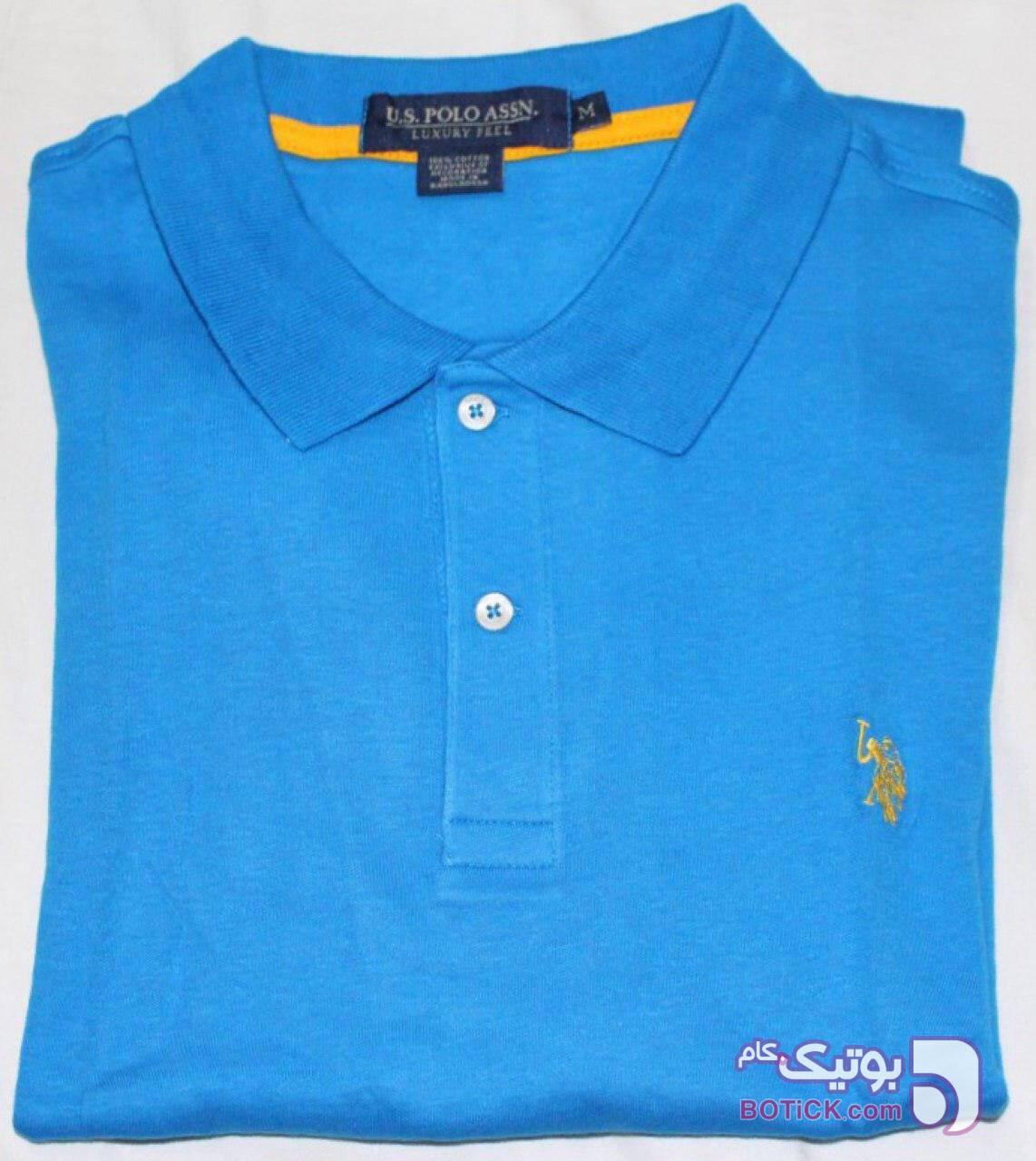 Polo آبی تی شرتو پولو شرت مردانه