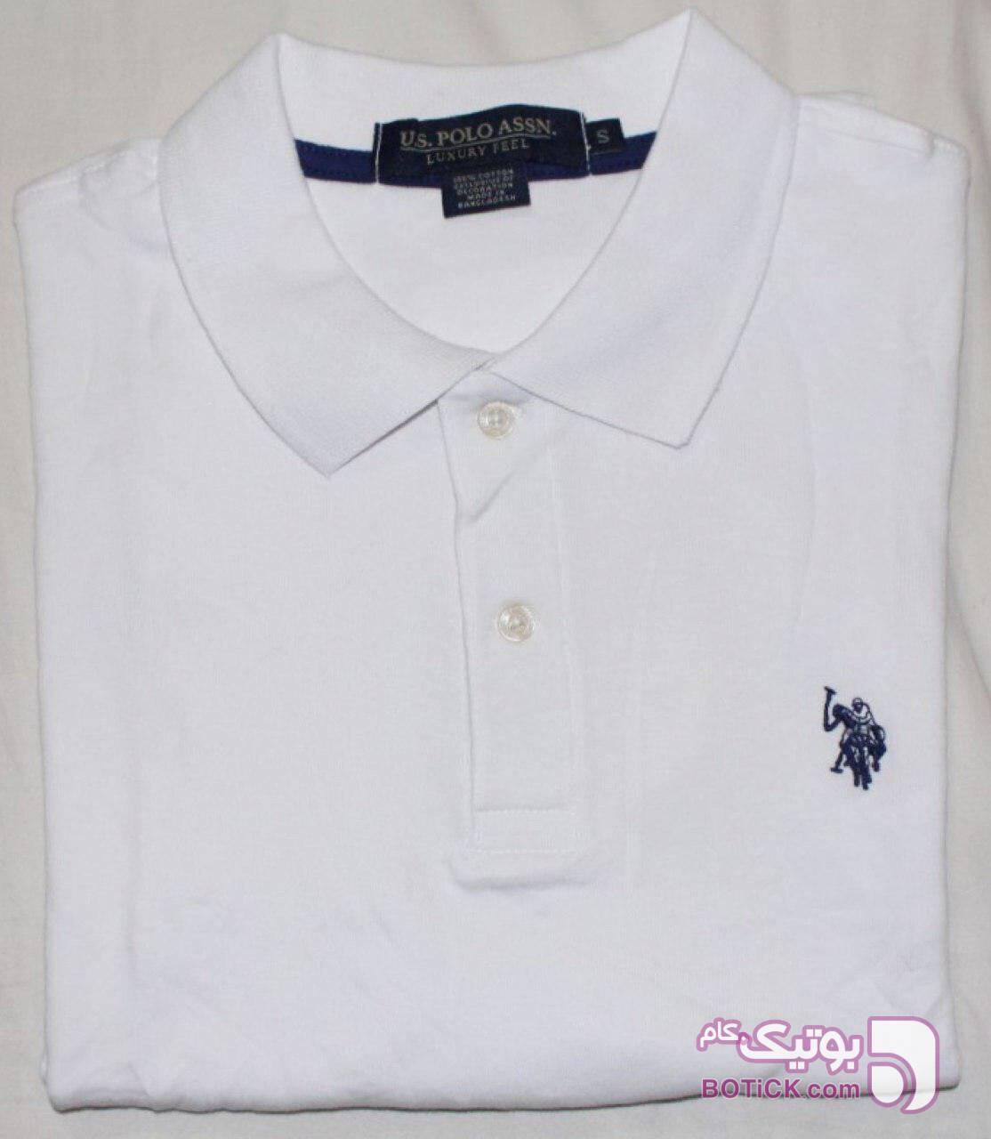 Polo سفید تی شرتو پولو شرت مردانه