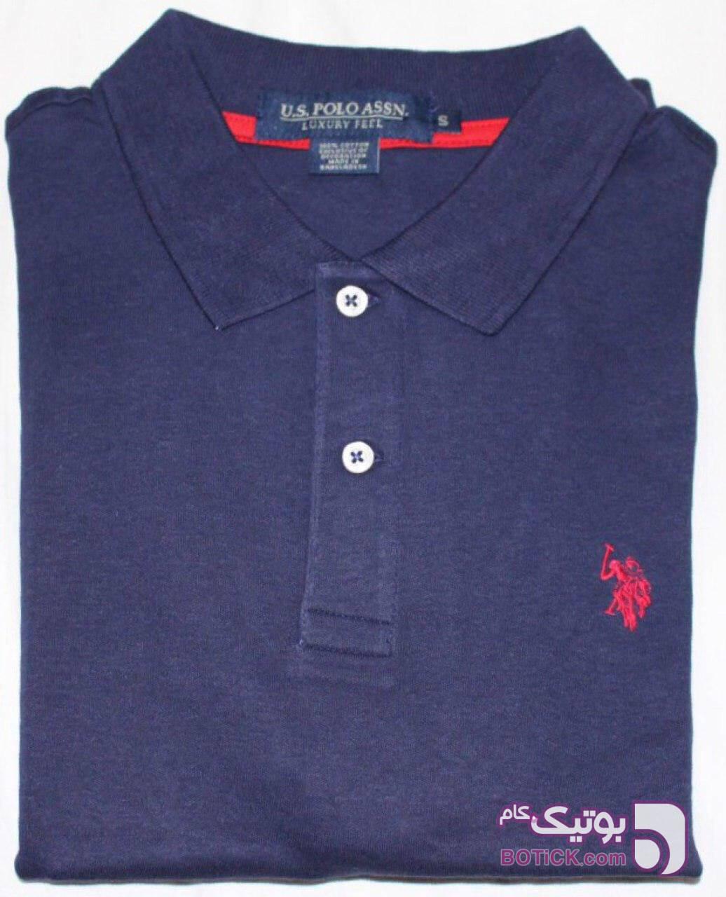 Polo سورمه ای تی شرتو پولو شرت مردانه