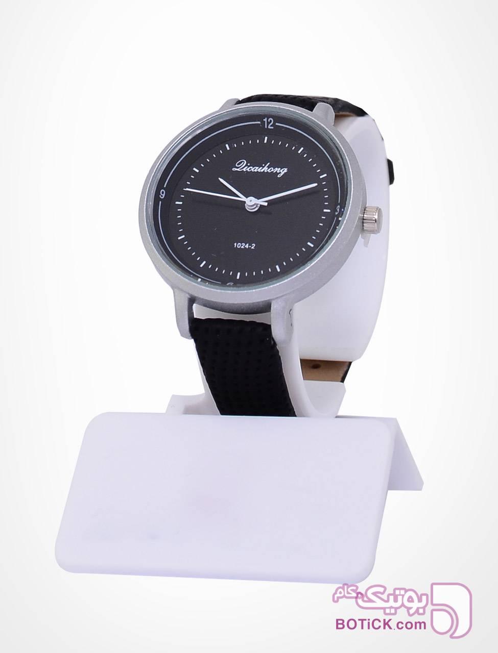 ساعت مچی زنانه زرد ساعت
