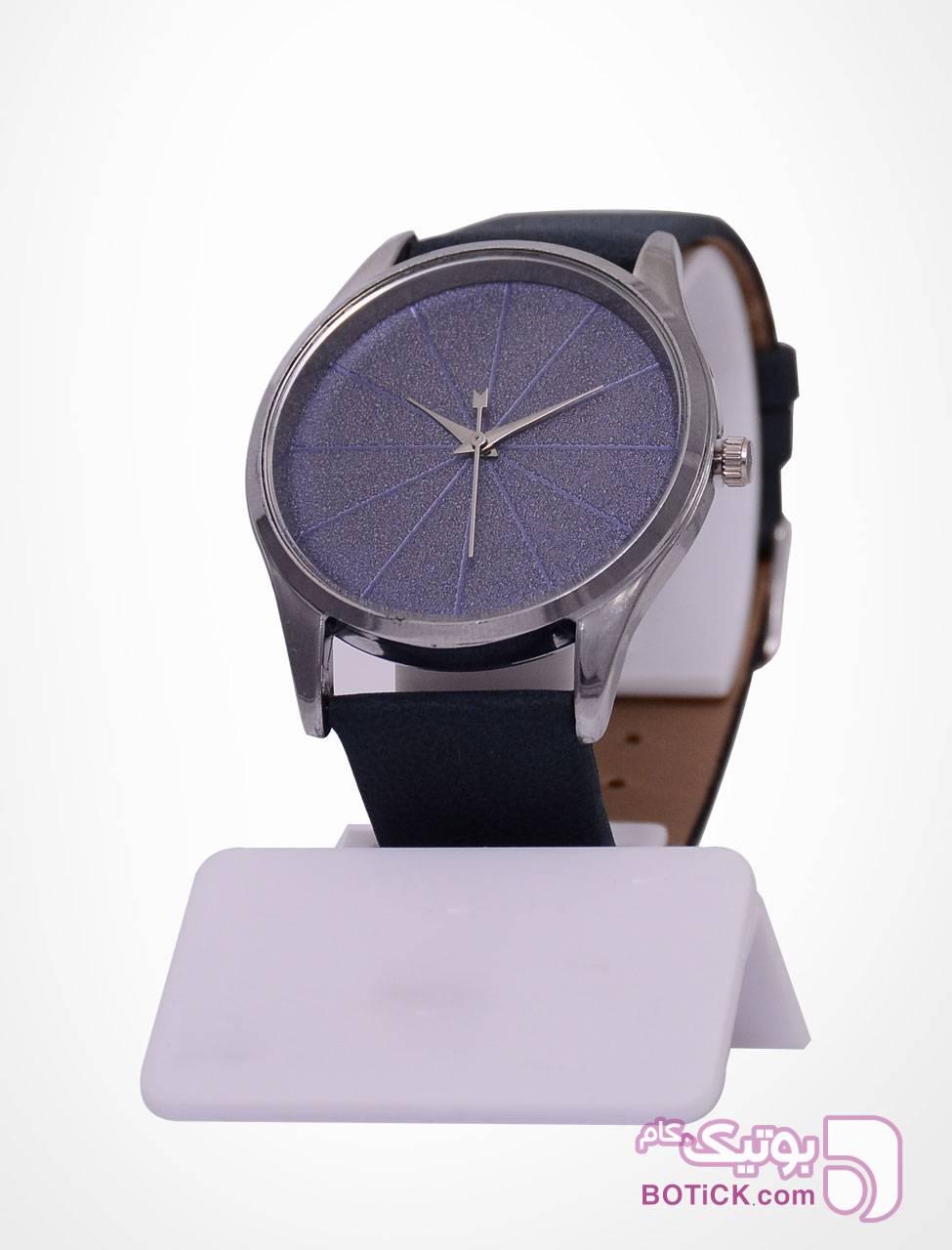 ساعت مچی مردانه طرح تامی مشکی ساعت