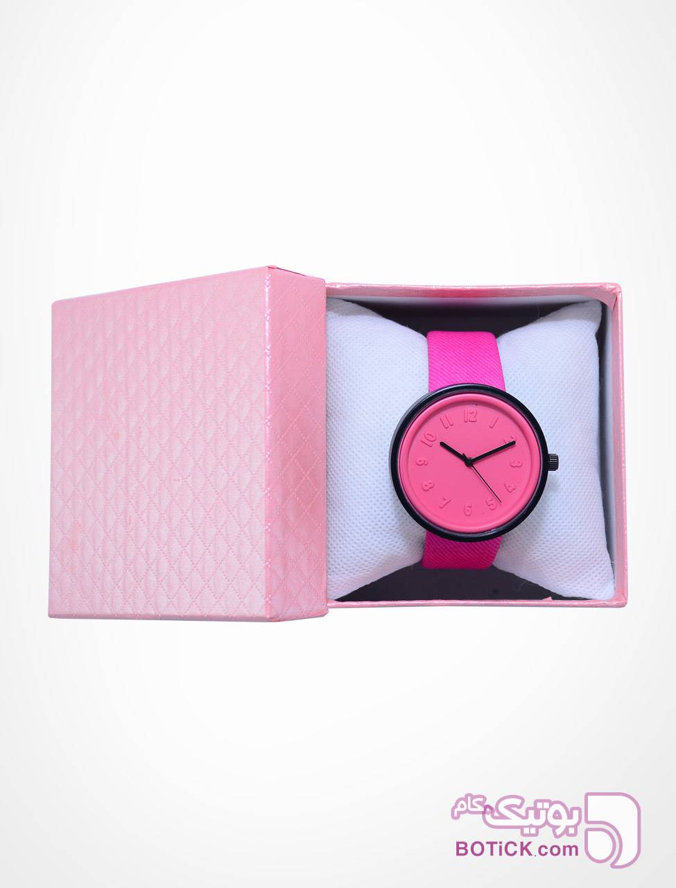 ساعت مچی اسپرت مولر زرد ساعت