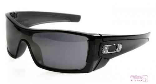 عینک افتابی batwolf مشکی عینک آفتابی