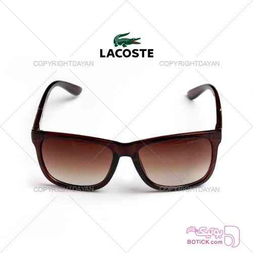 عینک آفتابی Lacoste مشکی عینک آفتابی