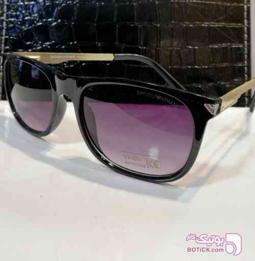 Emporio armani مشکی عینک آفتابی