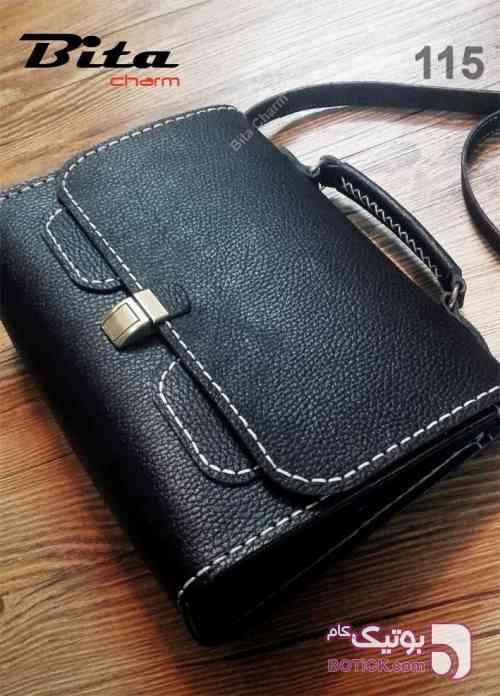کیف دوشی زنانه مشکی كيف زنانه