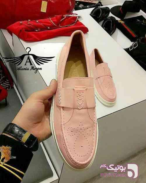 کفش زنانه صورتی كفش زنانه