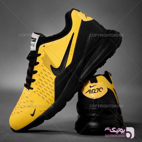 کتانی مردانه Nike مدل Dormo زرد كتانی مردانه