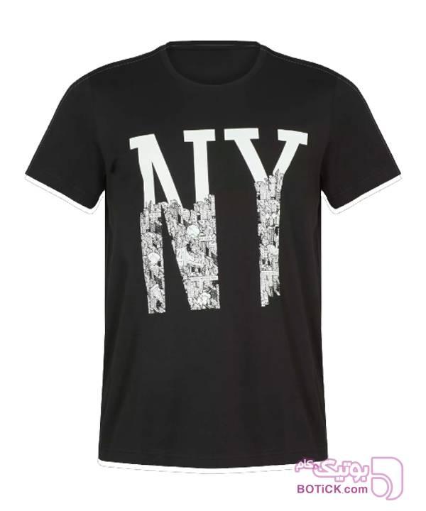تیشرت مردانه آدیداس مدل NYC مشکی تی شرتو پولو شرت مردانه