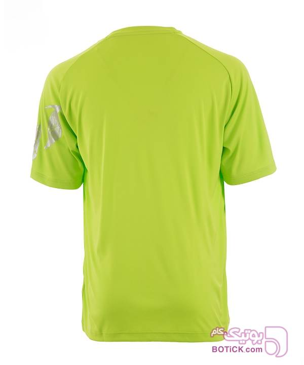 تیشرت ورزشی مردانه آدیداس مدل MEL PES TEE LGO سبز تی شرتو پولو شرت مردانه