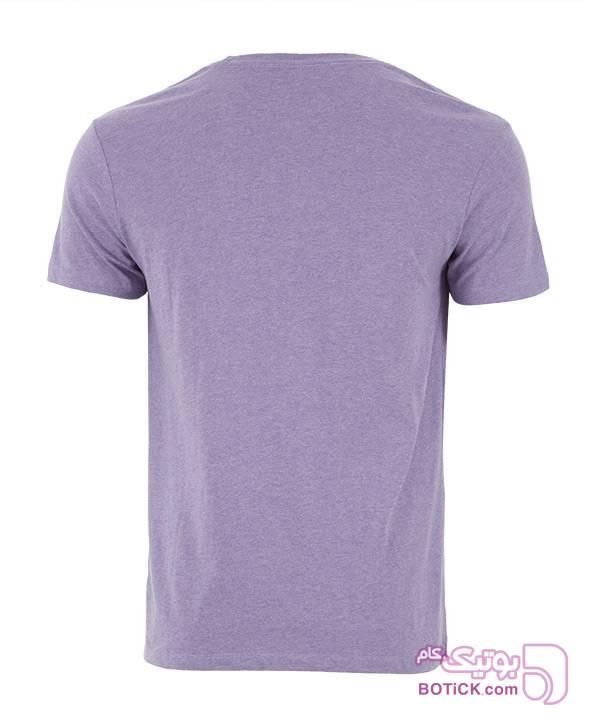 تیشرت مردانه نخی جوتی جینز JootiJeans صورتی تی شرتو پولو شرت مردانه