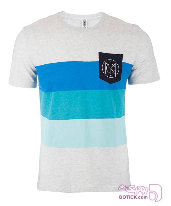 تی شرت مردانه جین وست سفید تی شرت مردانه