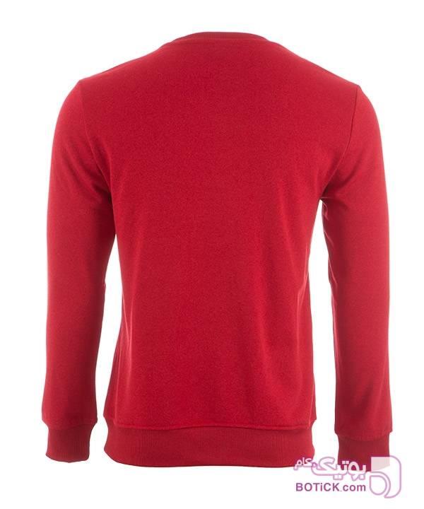 تیشرت آستین بلند مردانه جین وست طوسی تی شرت مردانه
