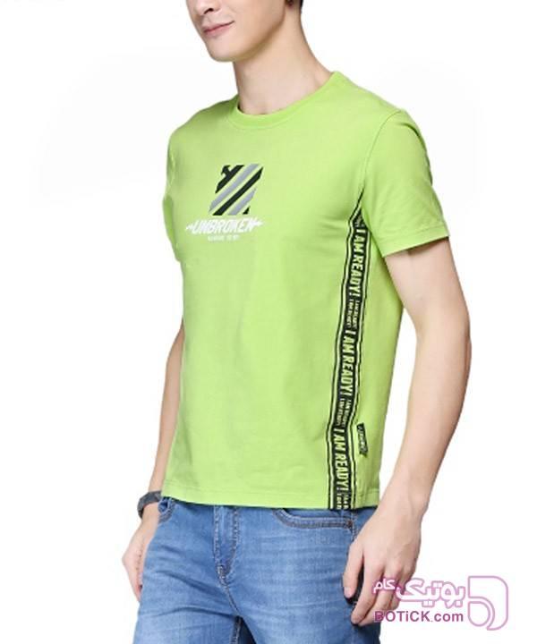 تی شرت یقه گرد مردانه جین وست مشکی تی شرت مردانه