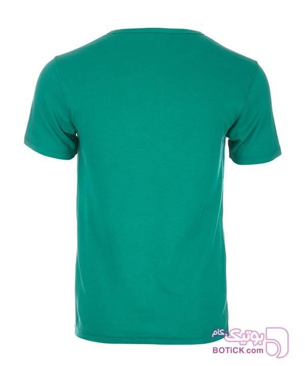 تیشرت مردانه ساموئل اند کوین S&K سبز تی شرتو پولو شرت مردانه