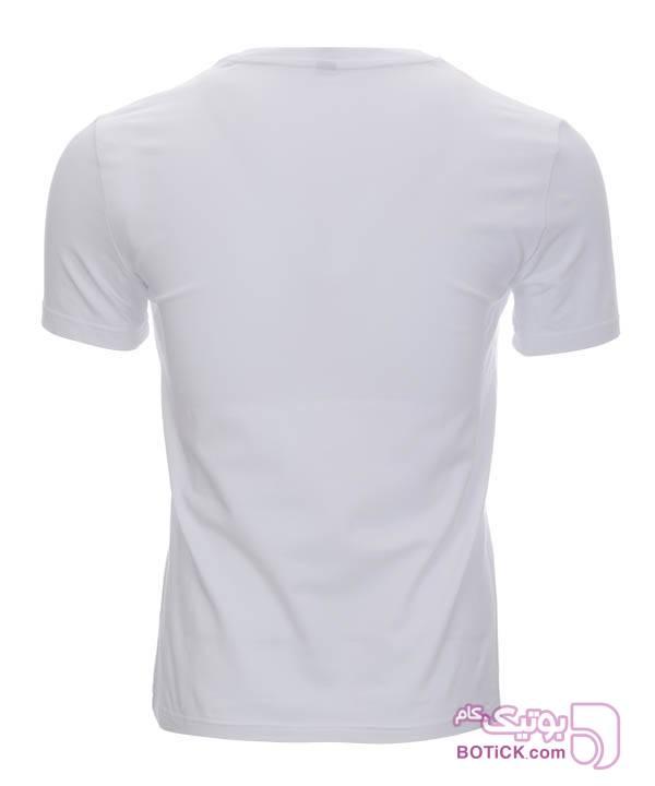 تی شرت یقه هفت مردانه جین وست سفید تی شرتو پولو شرت مردانه
