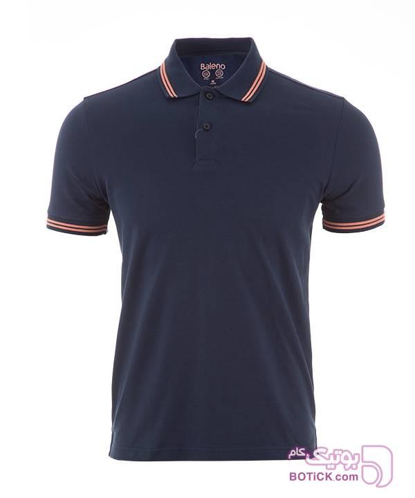 پولوشرت مردانه بالنو Baleno مشکی تی شرت مردانه