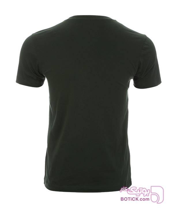 تیشرت مردانه نخی بالنو Baleno سفید تی شرتو پولو شرت مردانه